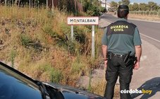 Puesto de la Guardia Civil de Montalbán