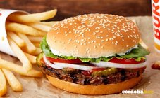 Hamburguesa del Burger King