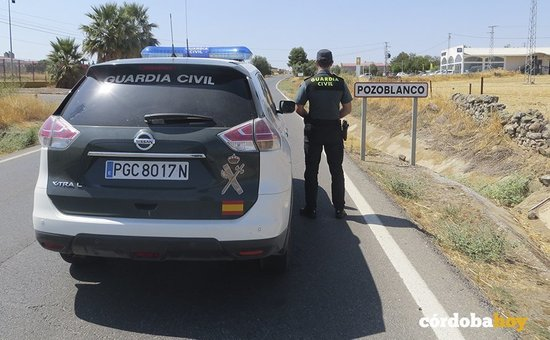 Guardia Civil de Pozoblanco