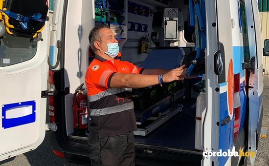 Ambulancia de Urgencias en Córdoba capital