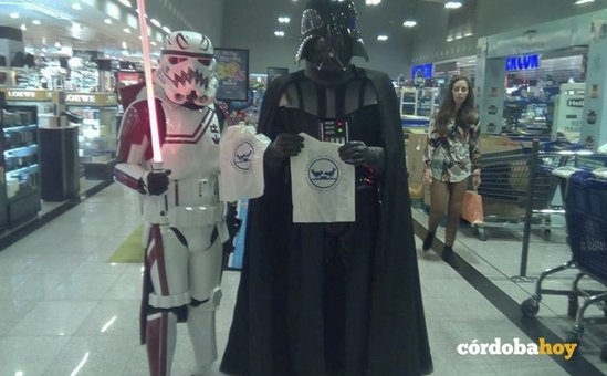 La Star Force compite como mejor evento de Star Wars en España durante 2018