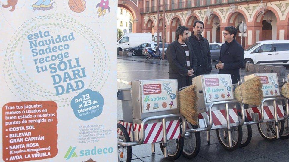 El Una Ayuntamiento Marcha Campaña Recoger Juguetes Para Pone En hrBoxQsdCt