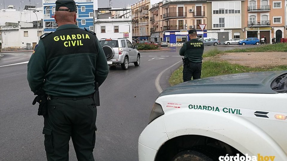 Guardia Civil Puente Genil