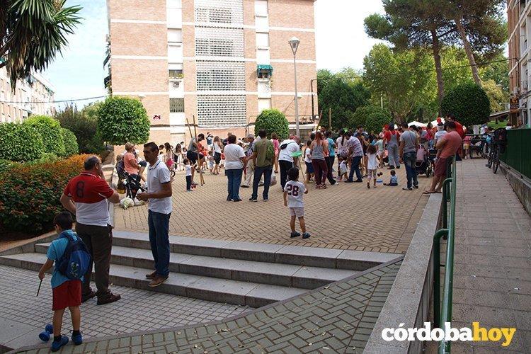 Circuito Parque Cruz Conde Cordoba : Los vecinos de parque cruz conde quieren aparcamientos