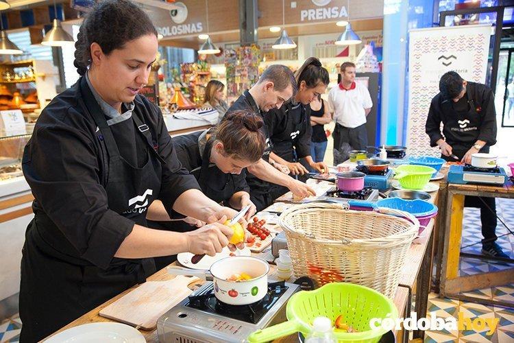 Concursos Cocina | Yosoyelchef Primer Concurso De Cocina Organizado Por El Mercado