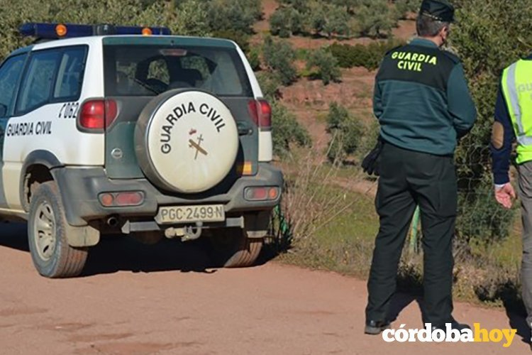 GUARDIA CIVIL RECURSO