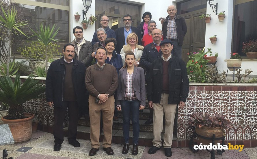 Los representantes de CALU que irán al Parlamento andaluz