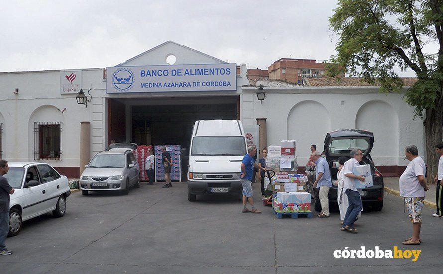 Nuevas instalaciones del Banco de Alimentos en el antiguo matadero