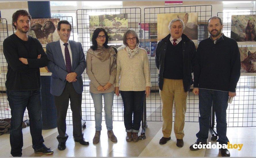 María Luisa Milla Moreno retrata a los animales del zoológico de Córdoba