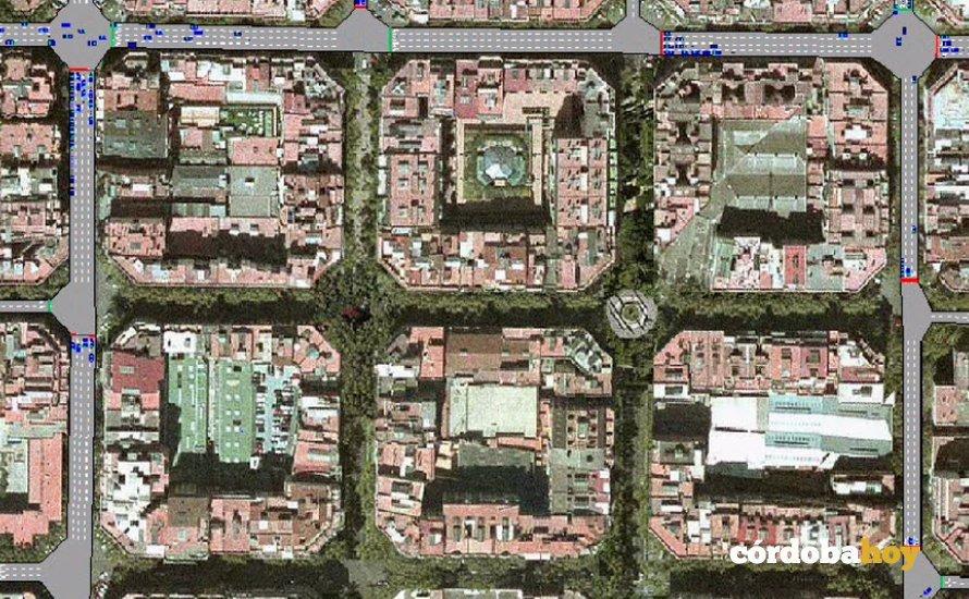 Supermanzanas en ciudad jard n for Distrito ciudad jardin