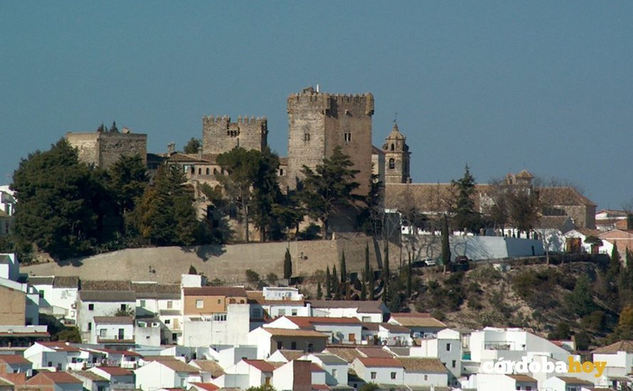 Castillo de Montemayor