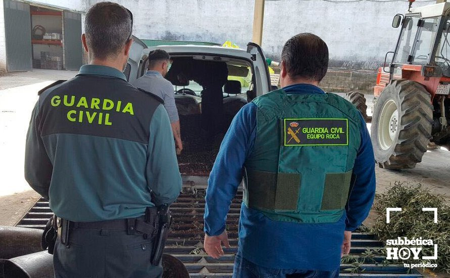 Guardia Civil equipo ROCA