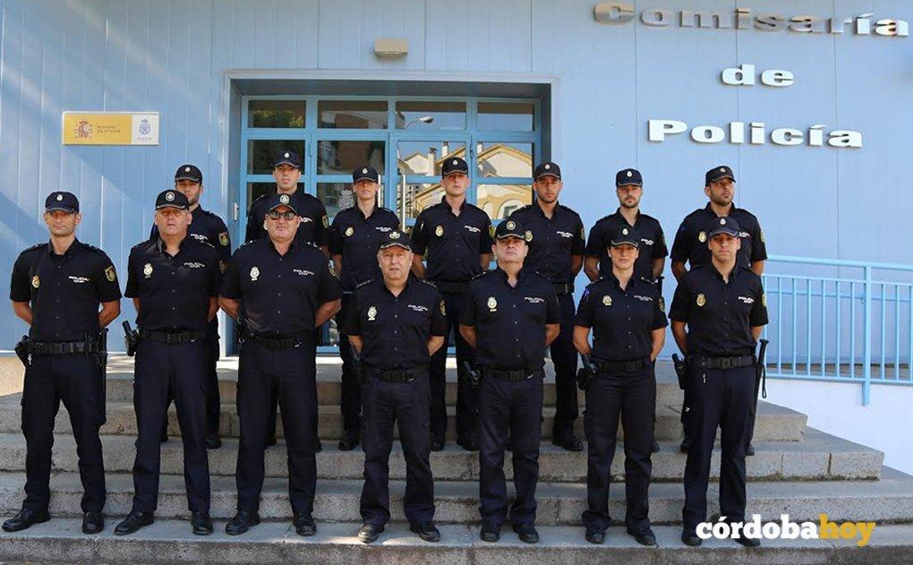 La Policía Nacional De Córdoba Incorpora A 12 Nuevos Alumnos
