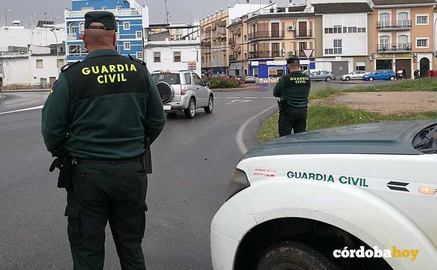 Guardia Civil de Puente Genil