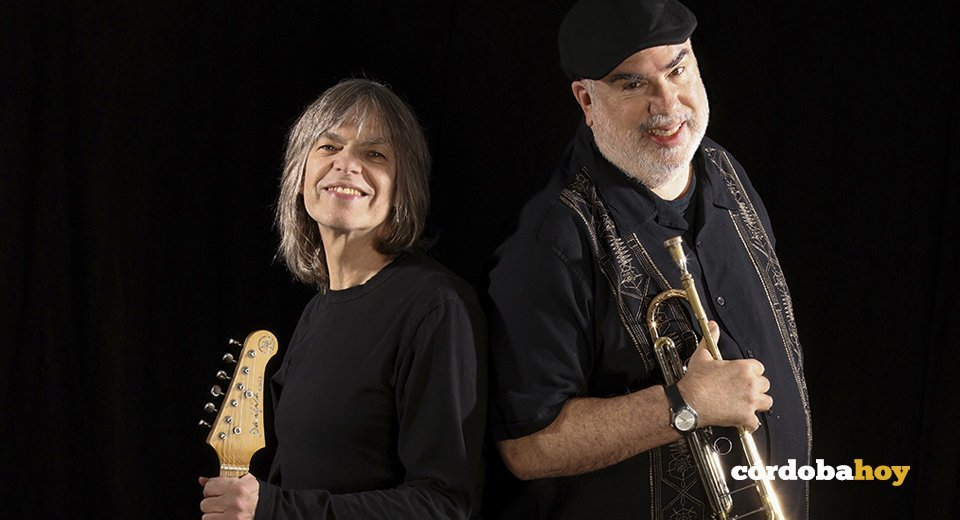 Mike Stern y la Randy Brecker Band