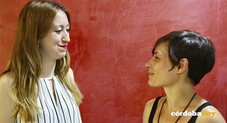 Cristina y Carmen